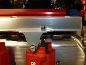 Goulotte pour faiscaeux éléctriques (injecteurs)